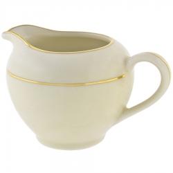 Cream Double Gold Creamer