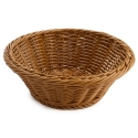 Woven,Wicker, Poly Cord  Food Baskets