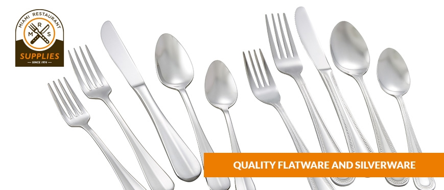 Quality Flatware and Silverware!